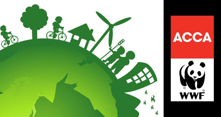 ACCA WWF Green Economy